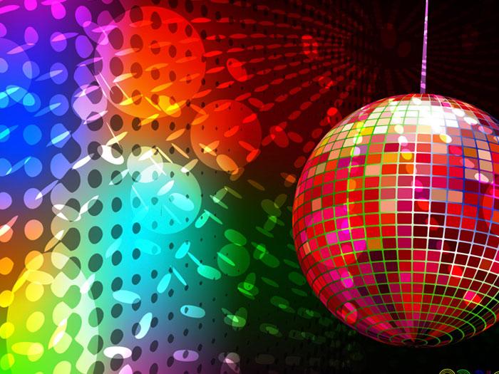 Thème de soirée Disco
